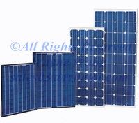 Custom OEM 200W PV solar panel price for malaysia market