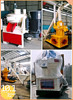 Over 20 years experience wood pellet making machine pellet making machine, with 0.3-8 t/h biomass pellet machine price