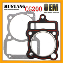 Engine Head Gaskets for CG200 Motorcycles, Top and Bottom Gaskets Kit for 200CC Motorcycle Engines