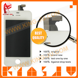 mobile phones display touch screen for iPhone 4S OEM for iPhone 4S lcd with digitizer assembly