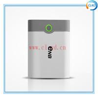 ENB quad power bank ,4*18650 battery power bank box ,smart 13600mah power bank on sale