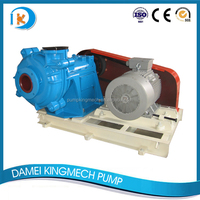 China high quality Horizontal Metal wet end slurry ash pump used for gold mining