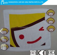 Popular Printed cotton cartoon towel compressed magic towel