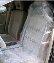 Disposable Car Seat Cover