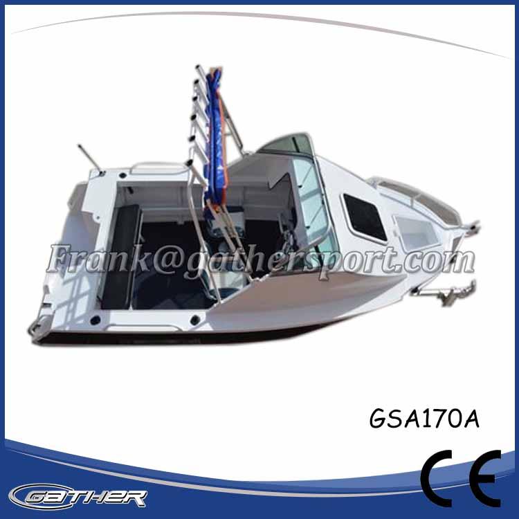 China Alibaba Supplier Worth Buying Sport Fishing Boat