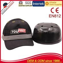 reflective high visibility baseball cap safety helmet