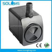 New product 1000 L/H 21 W decorative garden famous brand pumps