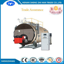 Trade Assurance fully automatic three pass gas fired steam generators prices