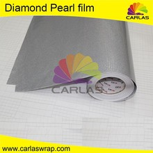 Carlas reflective silver car wrap vinyl wholesale