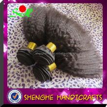 New arrival unprocessed top quality grade 5a yaki pony hair braiding hair braids