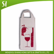 wine bags 6 bottles/nonwoven wine bag/recycle tote bag tote bag