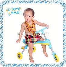 Baby walker kids ride on toy car baby scuttle bug for sale