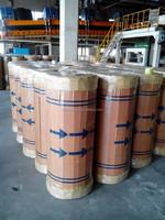 Our Factory BOPP adhesive jumbo tape rolls for PK Karachi Old Customers