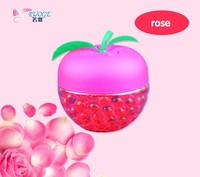 new design new fragrant Apple crystal fragrance air freshener/ya a la venta