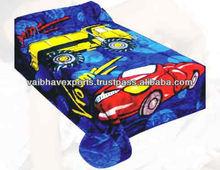 Cheap Printed Mink Blanket Manufacturer