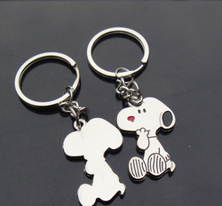 dog keychains, dubai souvenirs items ,fancy key rings