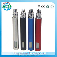 High quality electronic cigarette ego lcd battery