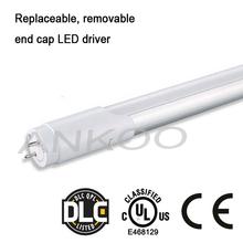 UL cUL DLC T8 4ft 18W LED Tube T8 led ring light 4ft 18W 1200mm
