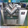 GMP standard equipment SS304 v type ceramic mixer+86-15036139406