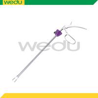laparoscopic surgery polymer ligating clip applicator
