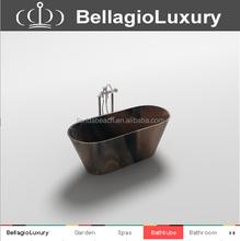 2015 New Design Modern Acrylic Freestanding Tub