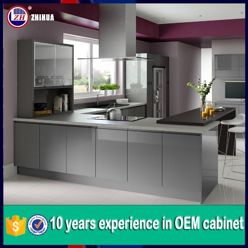 New Design Modern Kitchen Furniture For Modular Small Kitchen Cabinets Made In China Modern