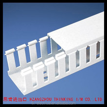 Plastic Solid nice PVC Wire Cable Trunking