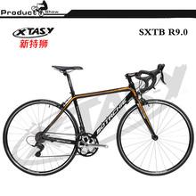 XTASY bmc hybrid road men bike racing bicycle with disc brakes