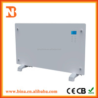 Intelligent Tempered Glass Panel Electric Heat Convector