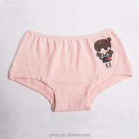 kids Girls Cotton Underwears Children cartoon Briefs Kids Cute Panties