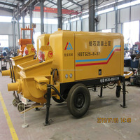 hot sale ligputzmeister concrete pumps for sale 30m3/h concrete output with competitive price Chinese factory Alibaba supplier