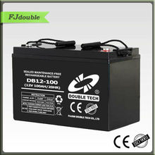 Rechargeable exide dry battery 12v/100ah