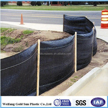 temporary silt fence/Hot sale Cover high quality Protection low cost /silt fence