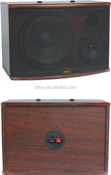 HI-FI outdoor stage speaker box,Pro Audio Wooden Speaker