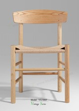 Triumph adorable and durable wood dining chairs/popular designer furniture wood coffee chairs /European Style