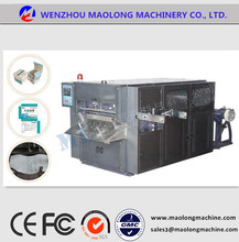 for wholesales 2015 Hotest auto die cutting and creasing machine