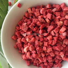 Fctaory price for quality Red Frozen strawberry Grain