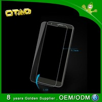 shockproof tempered glass cover for lg g2 tempered glass screen protector