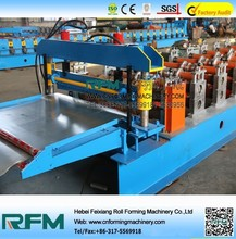 Floor decking machine/cold steel structual flooring deck roll forming machine/galvanized decking plate manufacturing line