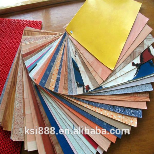 China clásica diseño material de pvc rollo pisos de vinilo linóleo ...