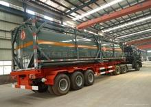 40 feet 48000L LPG transportation tank container