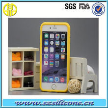 New fashion style silicone mobile phone case, Customed silicone cell phone case cover