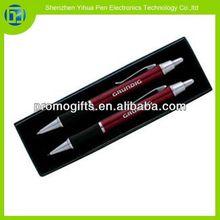 2013 Hot Chinese metal click pens with soft grip,metal pen souvenir