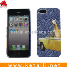 2013 New Design Mobile Phone plastic case for iphone 5