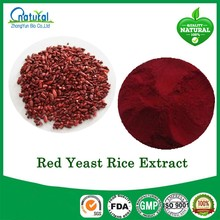 Natural Monacolin K Red Yeast Rice Extract