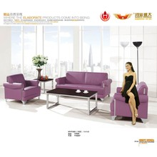 Top Grade Leather L shape sectional sofa