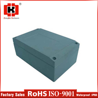 reasonable price made in china large aluminum project box