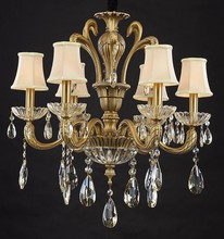 The latest high-end modern luxury crystal chandelier/pendant