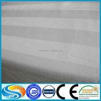 100% Cotton Yarn Dyed Finished Plain Stripe Fabric