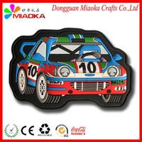 custom any style Promotional soft PVC 3d fridge magnet